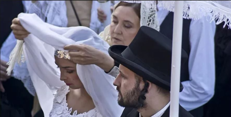 The Deep Meaning behind An Orthodox Jewish Wedding